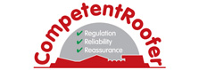 Competent Roofer Logo - Meridian Membranes