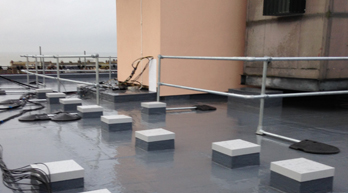 Commercial Roofing - Panel Image